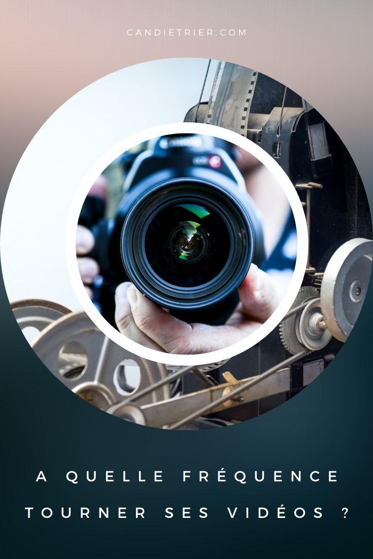 Quelle fréquence d'image choisir pour le tournage de ses vidéos ? #tournagevideo #framerate #apprendrelavideo