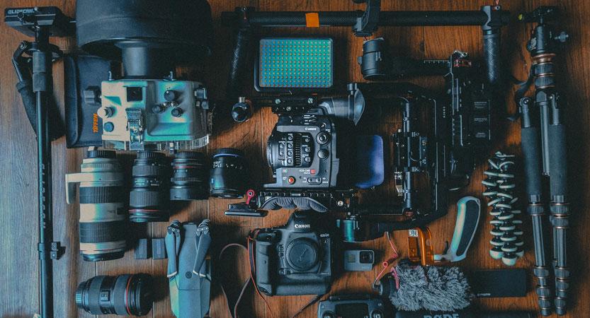 Quel matériel pour faire ses premières vidéos ?