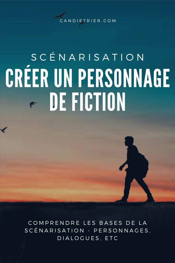Comment créer son personnage de fiction ? Caractéristique, personnalité, background, etc. #personnagedefiction #ecrirepourlecinema #scénarisation